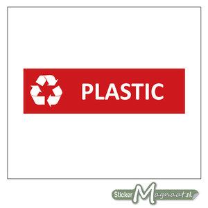Kliko sticker Plastic
