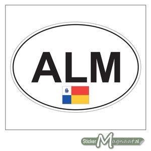 Stad Stickers Almere