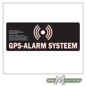 Sticker Alarm Systeem