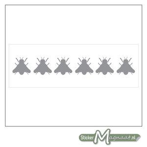 Raamdecoratie Stickers - 2 Stuks - Vlieg