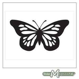 Raamdecoratie Stickers - Vlinder