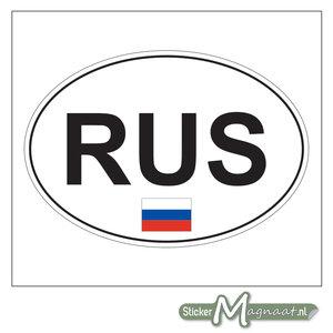 Auto Stickers Rusland