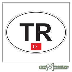 Auto Stickers Turkije