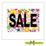 Sale stickers raamstickers